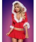 Santa Lady skirty set komplet XXL