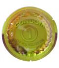 Pasante Condom Of Champions (Gold) (144 sz.)
