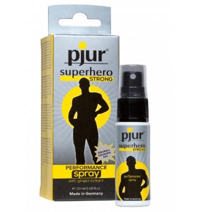 pjur superhero STRONG PERFORMANCE spray 20 ml