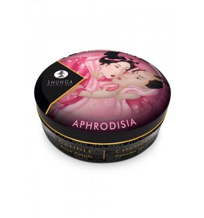 Shunga - Massage Candle Rose Petal 6 x 30 ml