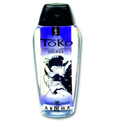 Shunga toko lubricant sensual grape 165 ml