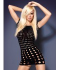 Rocker short sukienka czarna S/M/L