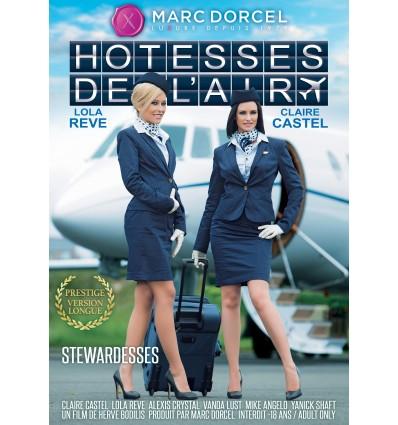 DVD - Stewardesses