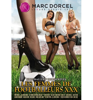 DVD - Footballer's housewives