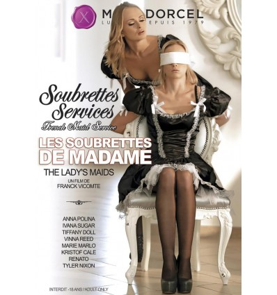 DVD Dorcel - The Lady's Maids