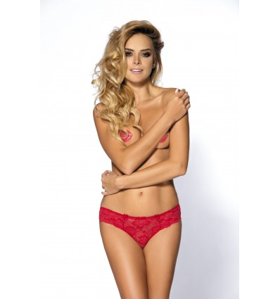 Darcy knickers red