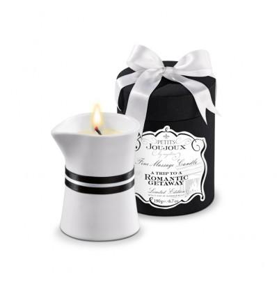 Petits Joujoux Fine Massage Candles - A trip to a Romantic Getaway (Edycja limitowana)