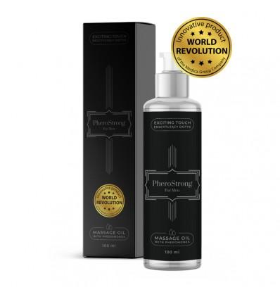PheroStrong for Men Massage Oil 100ml