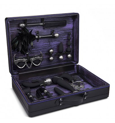 Lelo Anniversary Collection Suitcase Black