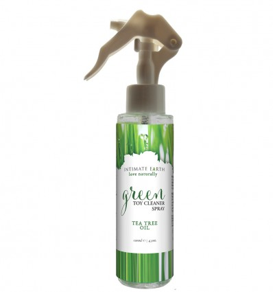 Intimate Earth Green Tea Toycleaner Spray 125ml