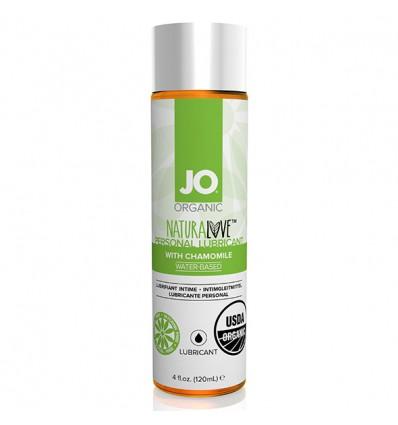 System JO Organic NaturaLove Lubricant 120 ml