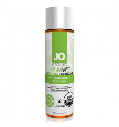 System JO Organic NaturaLove Lubricant 240 ml