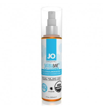 System JO Organic NaturaLove Toy Cleaner 120 ml