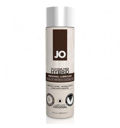 System JO Silicone Free Hybrid Lubricant Coconut 120 ml