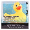 I Rub My Duckie 2.0 Classic Yellow