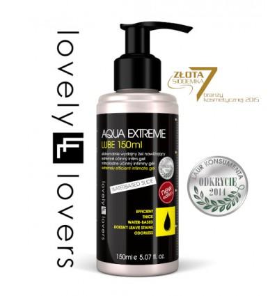 Lovely Lovers Aqua Extreme Lube 150 ml