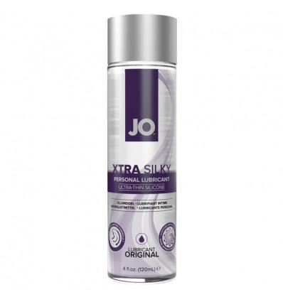 System JO Xtra Silky Thin Silicone Lubricant 120ml