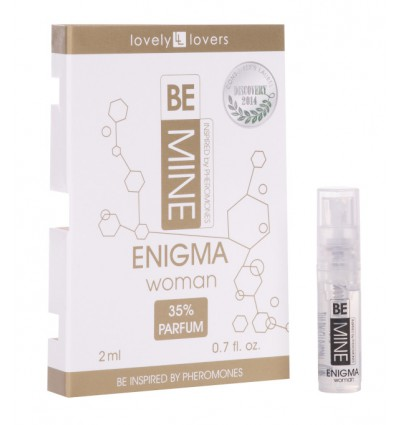 Lovely Lovers BeMine Enigma Woman 2ml