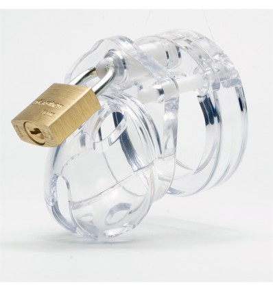 CB-X Mini Me Chastity Cage Clear