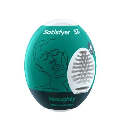 Satisfyer Masturbator Egg Naughty