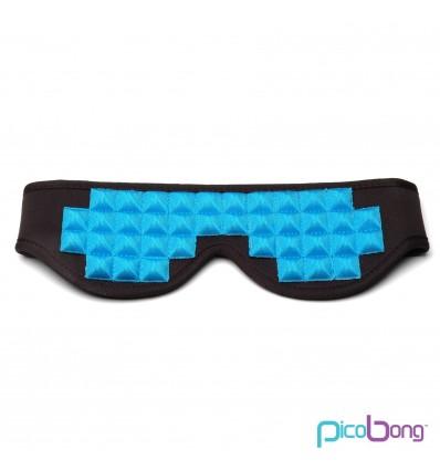 Picobong Opaska na oczy Evil Blindfold - niebieska