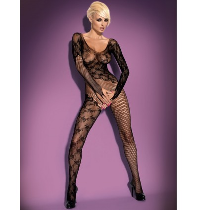 Bodystocking F210 czarne S/M/L